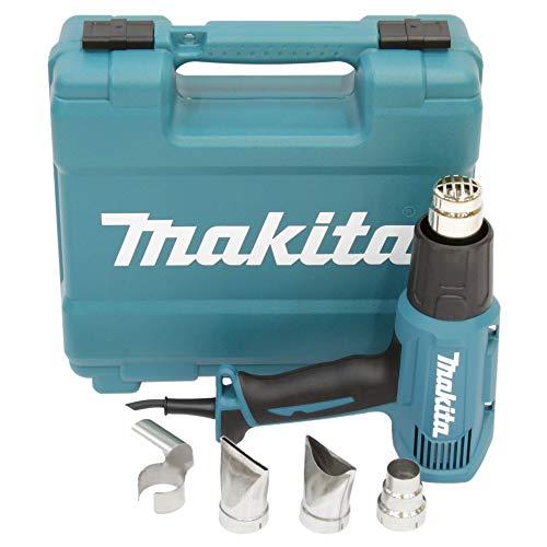 Makita HG5030K Heißluftgebläse Kit 1.600 W, 240...