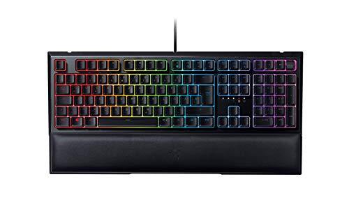 Razer Ornata V2 - Mecha-Membrane Gaming Keyboard -...