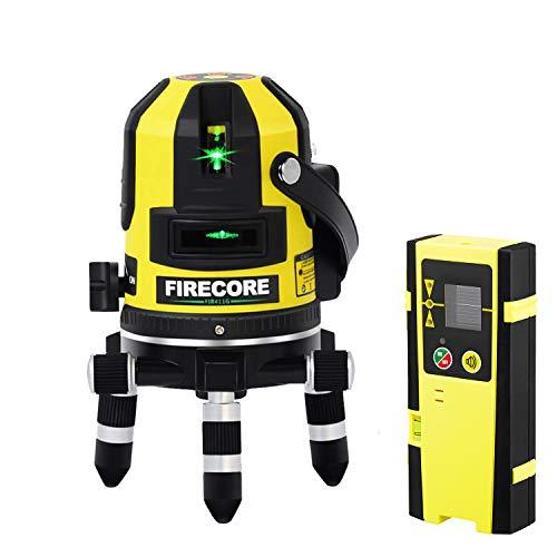 Firecore Kreuzlinienlaser und Plumb Punkt Laser...