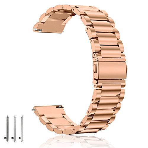 Aimtel 18mm Armband Kompatibel mit Fossil Gen 4 Q...