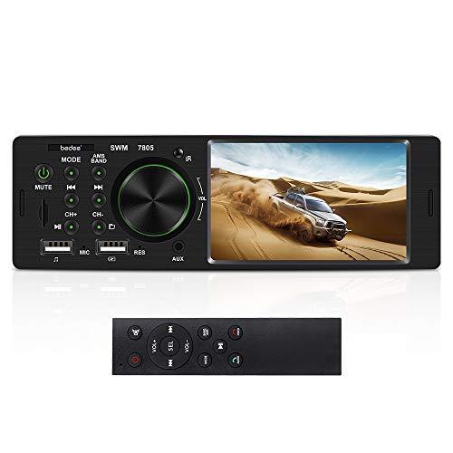 Autoradio mit Bluetooth Freisprecheinrichtung,...