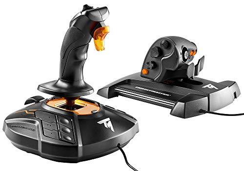 Thrustmaster T16000 FCS Hotas - Hands On Throttle...