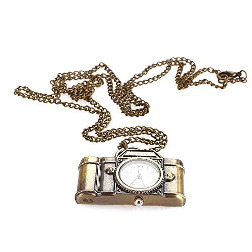Rosepoem Fob Taschenuhr Kamera Uhr Retro...