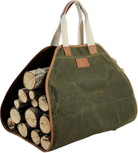 INNO STAGE Canvas-Tasche, langlebig, Holz, Tasche...
