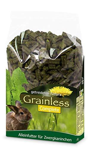 JR Farm Grainless Complete Zwergkaninchen, 1er...