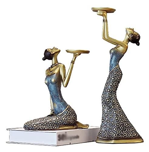 GAOYINMEI Schreibtisch-Skulptur, Statue, Skulptur,...