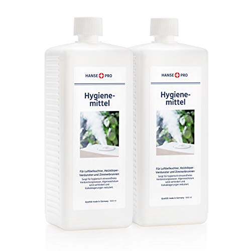 HANSE PRO Hygienemittel, 2 x 1000 ml -...