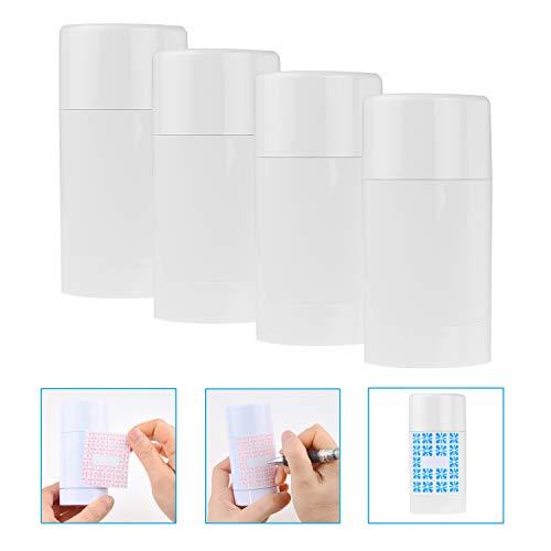 Kare & Kind Leere Deodorant-Behälter mit Kappe...