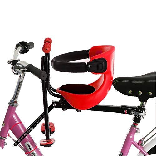zanasta Fahrrad-Kindersitz für Front Montage...