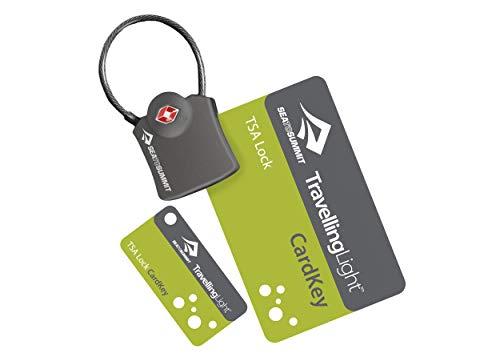 Sea To Summit TSA Travel Lock Cardkey - Gepäck...