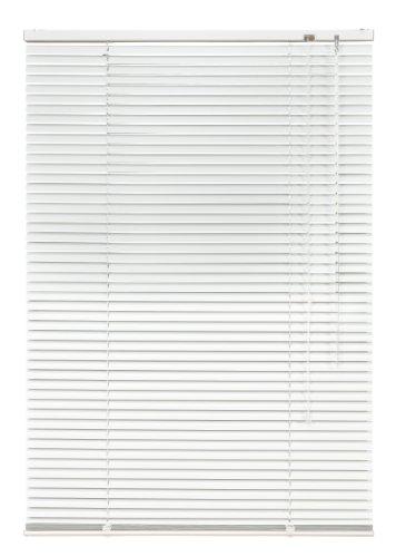 Alu Jalousie weiß - Breite 40 bis 240 cm - Höhe...