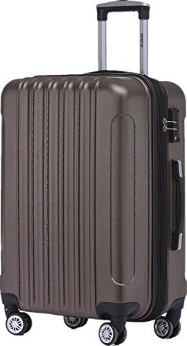 BEIBYE TSA Schloß 2050 Hartschale Trolley Koffer...