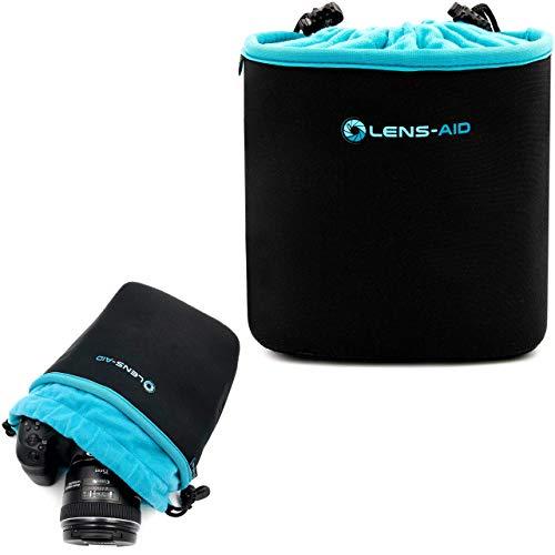 Lens-Aid Neopren Kamerabeutel mit Fütterung zum...