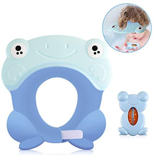 Lictin Baby Shampoo Cap Augenschutz für Kinder...