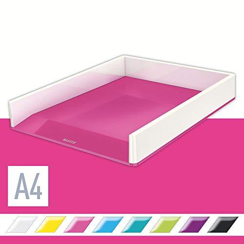Leitz Briefkorb A4, Zweifarbiges Design,...