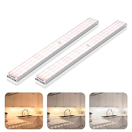 LED Schrankbeleuchtung mit Bewegungsmelder 2...