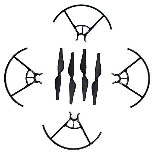KEESIN Tello Propeller CW CCW Geräuscharme...