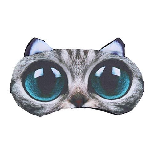 SUPVOX 3D Augenmaske Schlafmaske Schlafbrille mit...