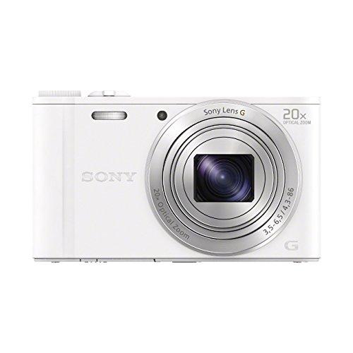 Sony DSC-WX350 Digitalkamera (18,2 Megapixel,...