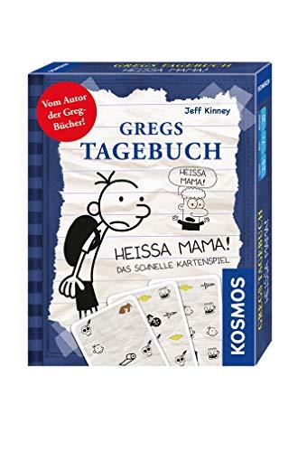 Kosmos 741624 - Gregs Tagebuch - Heissa Mama,...