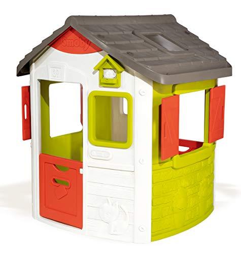 Smoby – Neo Jura Lodge - Spielhaus für Kinder...