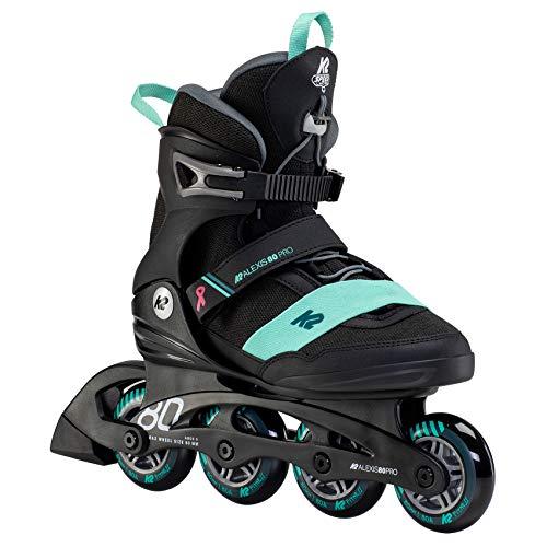 K2 Inline Skates ALEXIS 80 PRO Für Damen Mit K2...