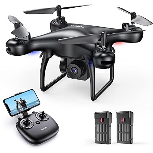Tomzon Mini Drohne mit Kamera 1080P HD für...