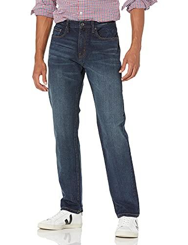 Amazon Essentials Herren Stretch-Jeans, sportliche...