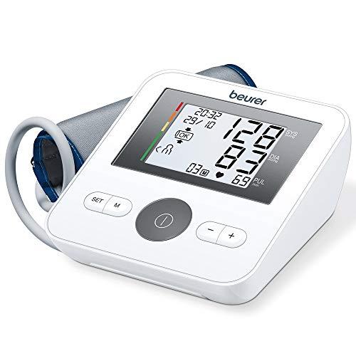 Beurer BM 27 Oberarm-Blutdruckmessgerät mit...