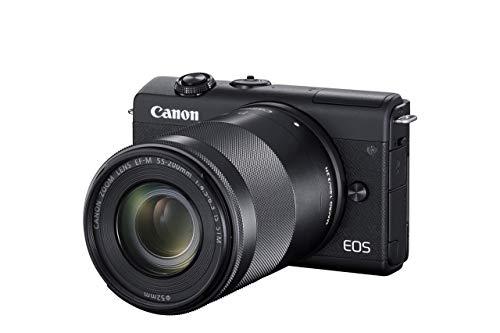 Canon EOS M200 Systemkamera Gehäuse - mit...