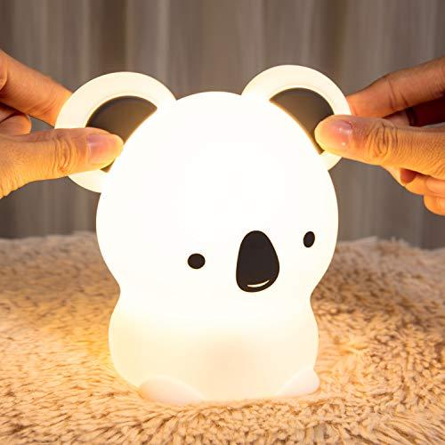 LED Nachtlicht Baby,Kawaii Koala Nachtlicht...