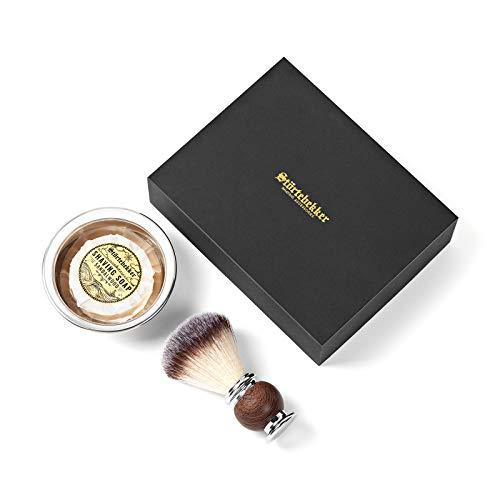 Störtebekker® Premium Rasierpinsel Set mit...