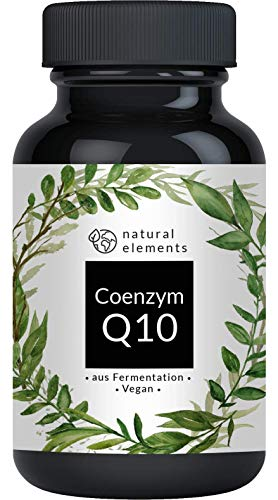 Coenzym Q10-200mg pro Kapsel - 120 vegane Kapseln...