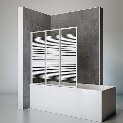 Schulte Duschwand Smart inkl, Klebe-Montage, 127 x...