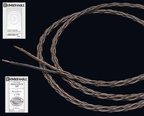 Kimber Kable -Meterware- 4PR Lautsprecherkabel 2...