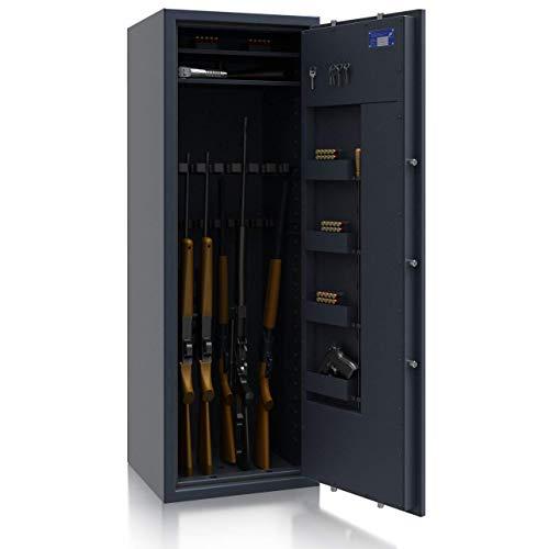 SafeHero Waffenschrank Klasse 1 EN 1143-1 Secureo...