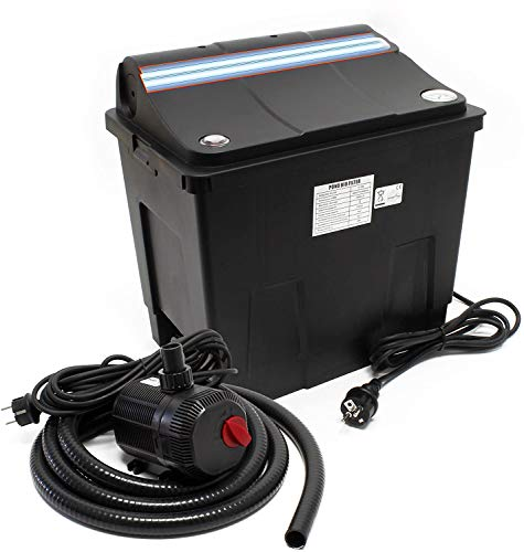 SunSun Bio Teichfilter CBF-200T Filteranlage...