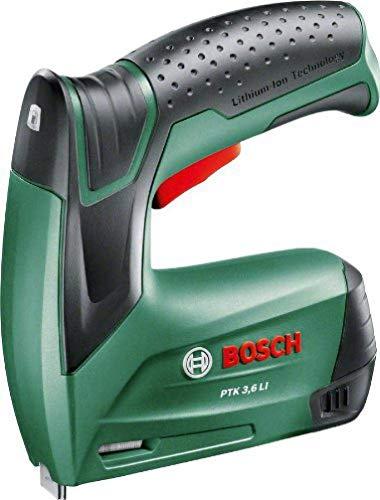 Bosch Akku Tacker PTK 3,6 LI (Integrierter Akku,...