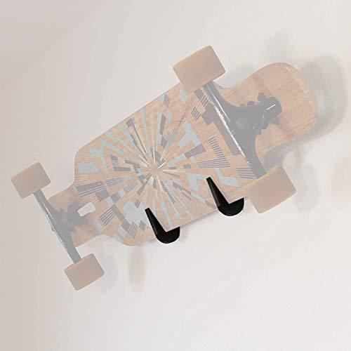 TronicXL Wandhalterung für Skateboard Longboard...