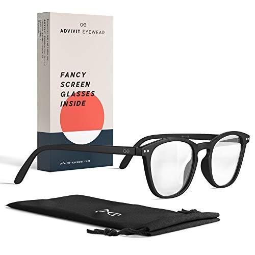 ADVIVIT Eyewear Blaulichtfilter Brille Damen...