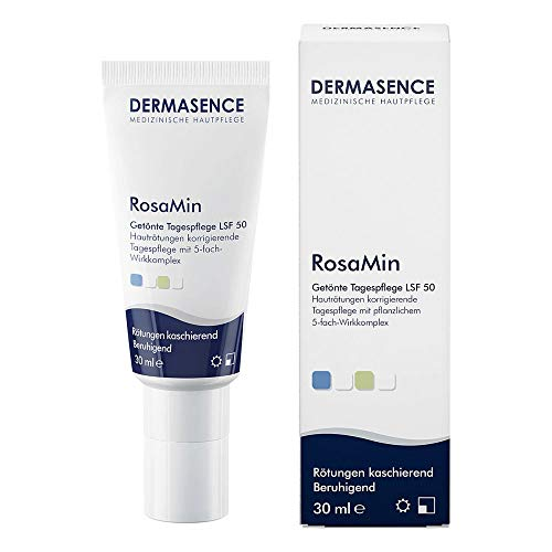 DERMASENCE RosaMin getönte Tagespflege LSF 50 Cr....