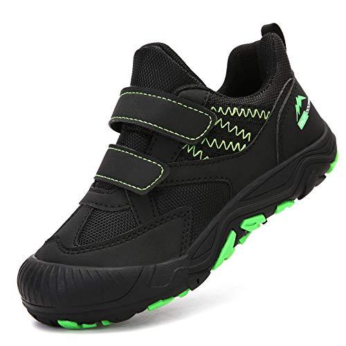 Acfoda Unisex-Kinder Trekking Schuhe Jungen...