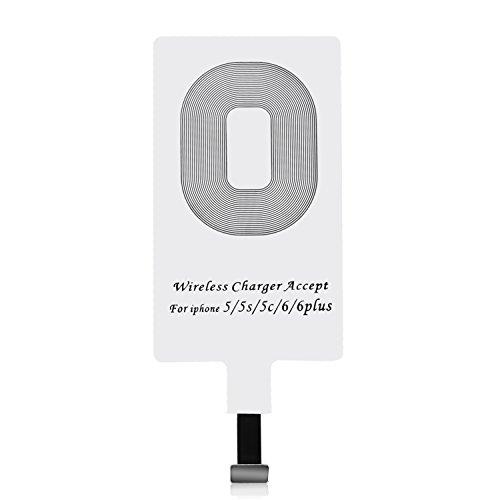 Qi Empfänger CHOETECH Wireless Charger Receiver...