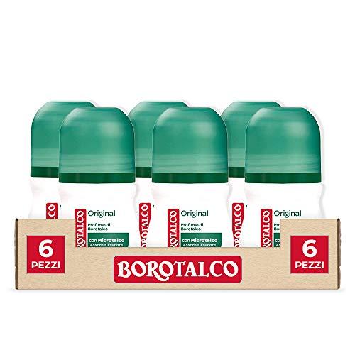 Borotalco, Roll-On Original Deodorant mit...