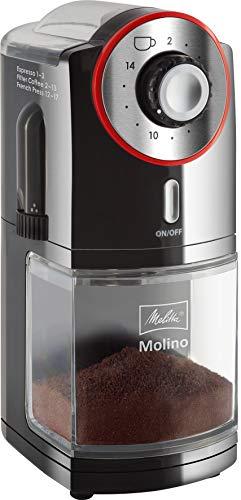 Melitta Kaffeemühle Molino, elektrisch,...