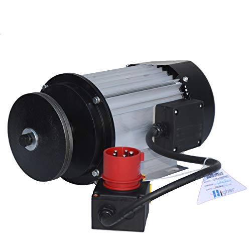 Elektromotor 400V 4500 Watt B3 Bauform mit KOA7...