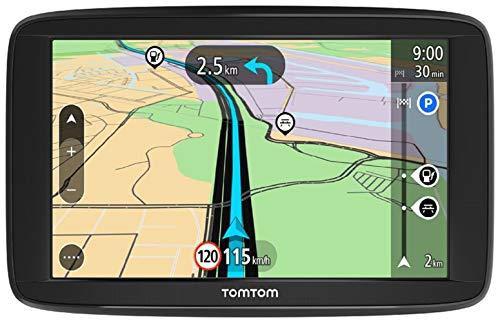 TomTom Navigationsgerät Start 62 (6 Zoll,...