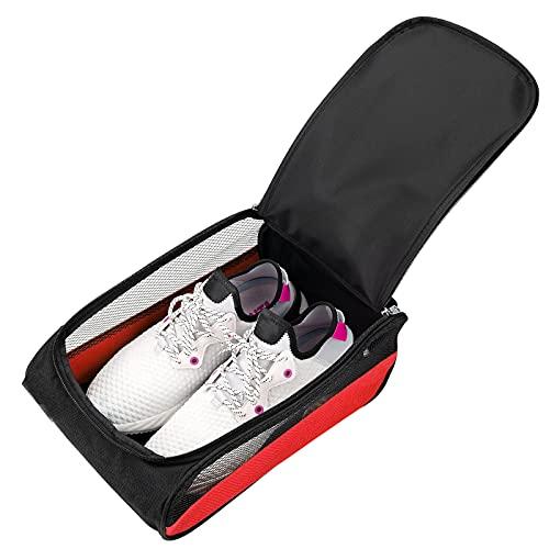 zootop Golfschuhtasche, Reißverschluss Golfschuhe...