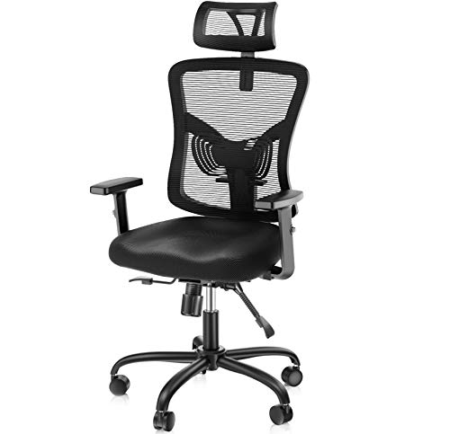 NOBLEWELL Bürostuhl ergonomisch NEU Upgrade...