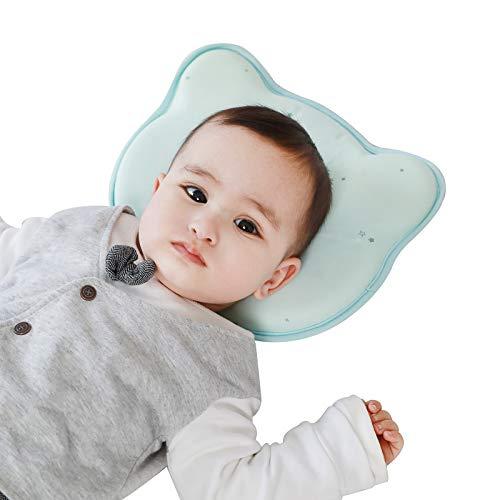 Babykissen mit Kissenbezug Kinderkissen Waschbar...
